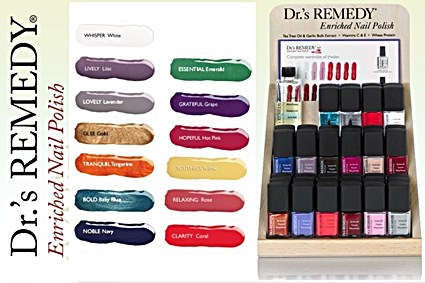 Dr.'s Remedy Enriched Nail Polish review
