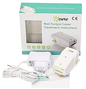 Ncure Nail Fungus Laser Device