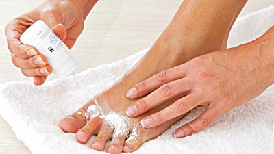 How to use Antifungal Powder for Toenail Fungus