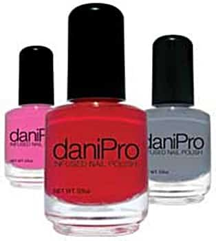 DaniPro AntiFungal Infused Nail Polish