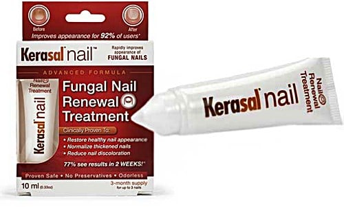 Kerasal Toenail Fungus Treatment Review