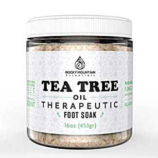 Rocky Mountain Tea Tree Oil Therapeutic Foot Soak