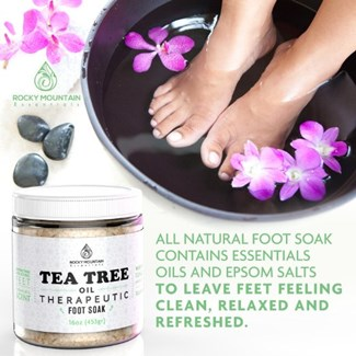 Rocky Mountain Therapeutic Foot Soak