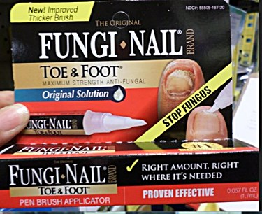 Fungi Nail Toe & Foot Maximum Strength Anti-Fungal PEN