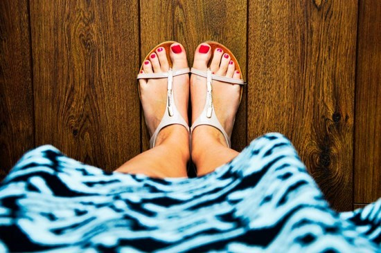 How to recover from toenail trauma
