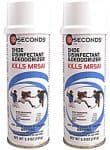10-Seconds Deodorant & Disinfectant Review