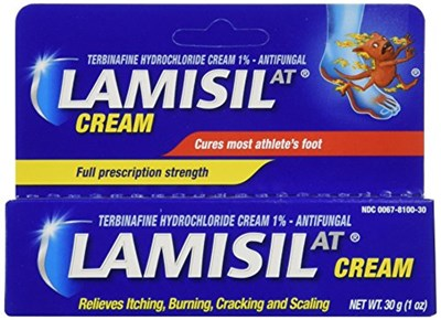 Does Lamisil Cream Cure Toenail Fungus? — Yellow Toenails Cured