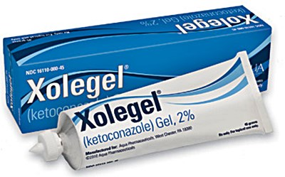 Applying Xolegel for Toenail Fungus