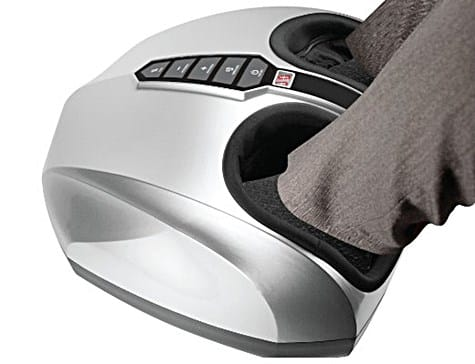 uComfy Shiatsu Foot Massager Review