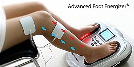 Advanced Foot Energizer Electrical Foot Stimulator