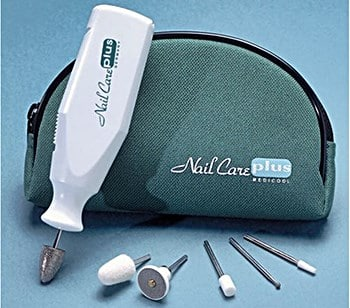 Medicool Nail Care Plus Pedicure Set