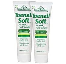 Miracle of Aloe Toenail Softener