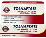 Tolnaftate cream for Foot Fungus