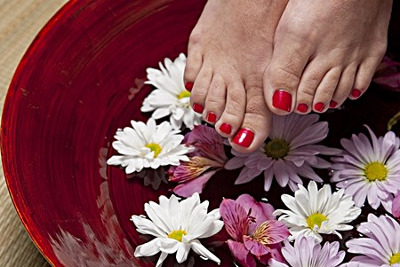 Advantages of a Gel Pedicure