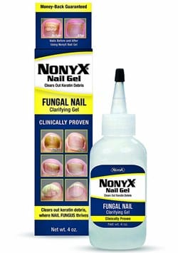 NonyX Fungal Nail Clarifying Gel Review
