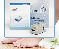 A Review of the Nail Fungus Treatment Device by Cure Ex
