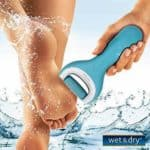 How to remove a callus from the feet
