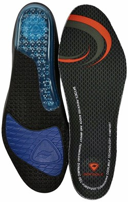 Sof Sole Gel Shoe Insole Review