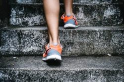 Can my flat feet by cured?