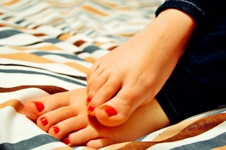 Removal of painful ingrown toenails at home