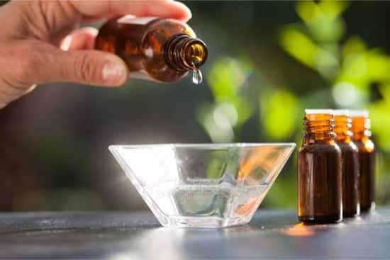 essential oil mix for nail fungus