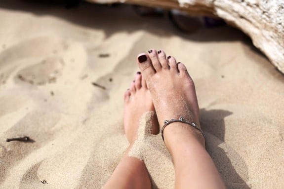 How to recover from nerve pain in the foot arch