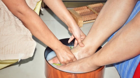 herbal cure for toenail fungus