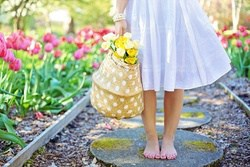 what are the effects of walking barefoot?