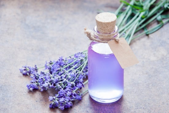is lavender oil good for toenail fungus?